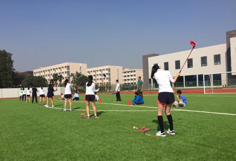宁波鄞州赫德学校高尔夫运动馆