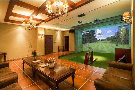 北京湾会室内高尔夫俱乐部