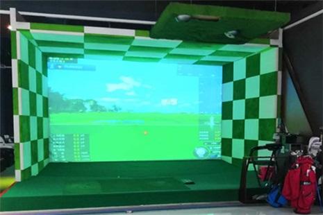柳州碧桂园圆石高尔夫教学中心