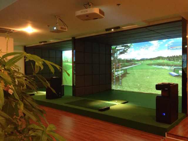 东莞易挥室内高尔夫俱乐部