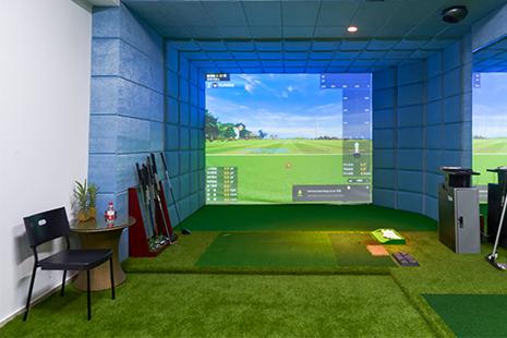 苏州长方园室内高尔夫教学中心