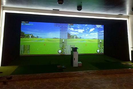 重庆红鼎室内高尔夫教学中心