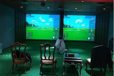 北京中护航室内高尔夫俱乐部