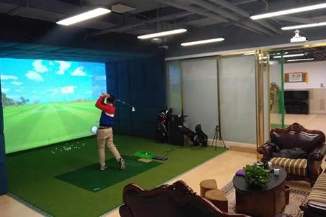 北京红鹰室内高尔夫教学中心