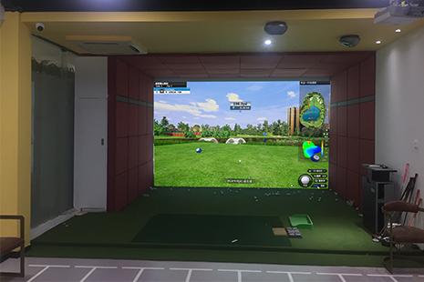 深圳奥高室内高尔夫教学中心