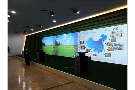 武汉泰格室内高尔夫教学中心
