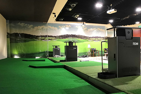 沈阳通盈室内高尔夫俱乐部